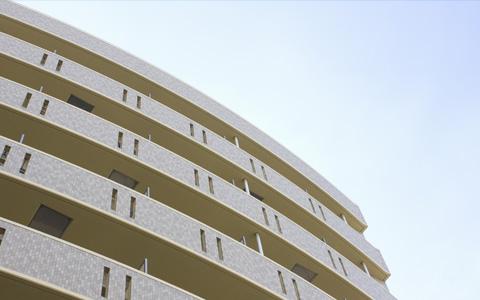 外壁改修は適切な補修・改修で建物の資産価値を高めます